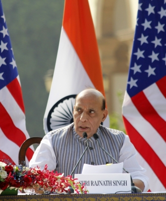 India challenged by China's 'reckless aggression' on borders: Rajnath