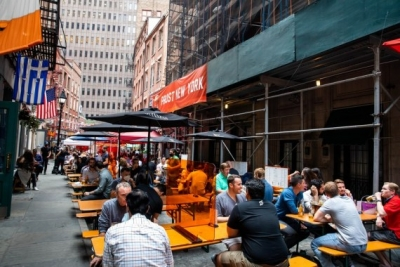 NYC launches program to help pandemic-hit small businesses