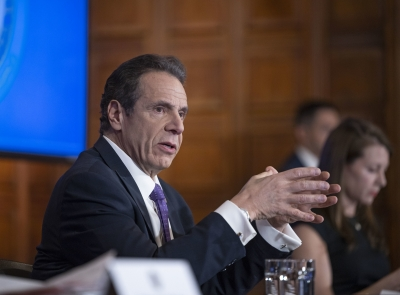 NY Democrats call on Cuomo to resign
