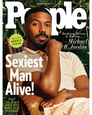 Michael B. Jordan not the sexiest man in the world for girlfriend's dad