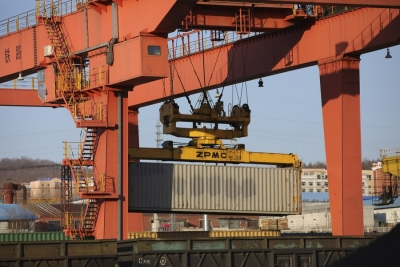Israel's largest port sets record for container traffic in 2020