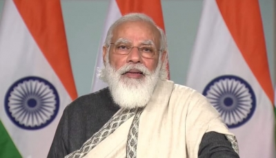 Modi chairing all-party meeting to discuss corona situation, vaccine