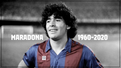 La Liga matches to begin with minute's silence in Maradona's honour
