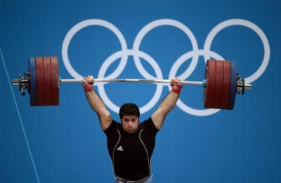 Iranian weightlifter awarded Olympic gold after eight years