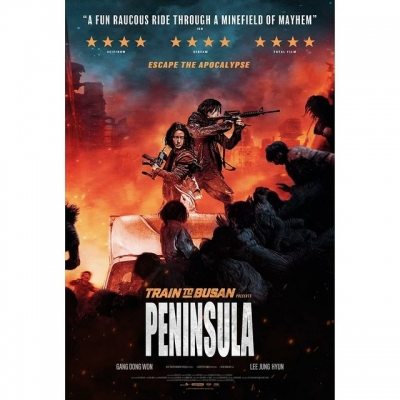 Peninsula: Sequel to nowhere (Review; Rating: * * and 1/2 )