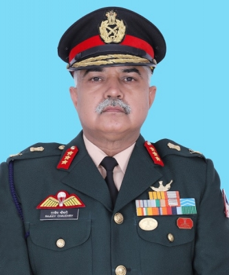 Lt Gen Rajeev Chaudhary takes over as BRO chief