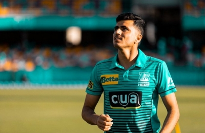 Mujeeb-ur-Rahman tests positive for Covid-19