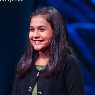 Colorado teen Gitanjali Rao is TIME 'Kid of the Year'