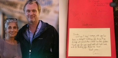 Akshay shares Nolan's handwritten note to ma-in-law Dimple