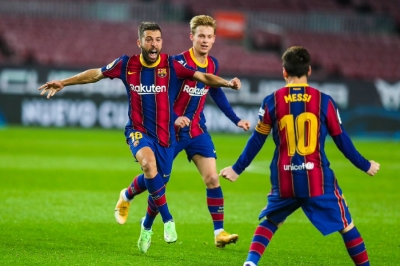 Barcelona, Sevilla's La Liga title chances to tested