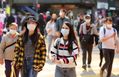 HK lifts curbs from virus-stricken area as mandatory testing ends