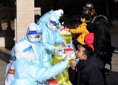 Some 522k people in Beijing to undergo Covid testing