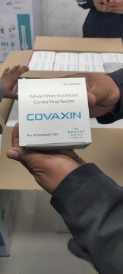 13,000 volunteers given 2nd dose of Covaxin: Bharat Biotech