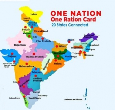 With One Nation One Ration Card reform, TN can borrow more