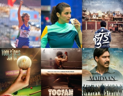 B-Town sports drama in 2021: Not just about cricket