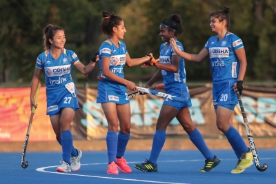 India junior beat Chile senior 3-2 in women's hockey
