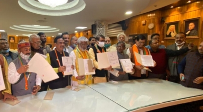 10 BJP nominees, 2 of SP elected to UP Vidhan Parishad