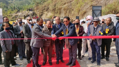 Meghalaya CM inaugurates India's longest steel arch bridge