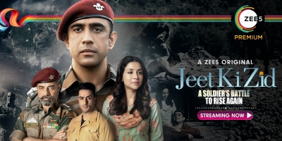 Jeet Ki Zid: Celebrates will power (IANS Review; Rating: * * *)