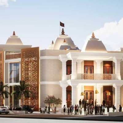 Dubai Hindu temple to open doors by Diwali 2022