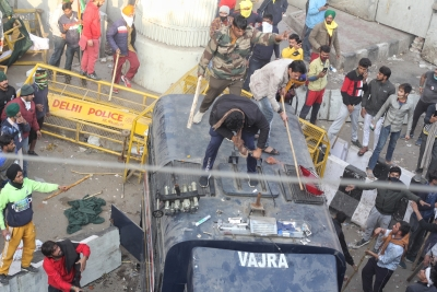 Death not due to gunshot, police on farmer's death during tractor rally