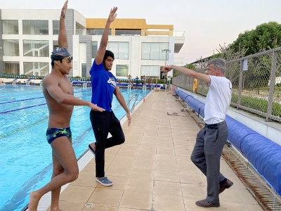 I expect many Indian swimmers to get A Cuts by 2024 Oly: Expert