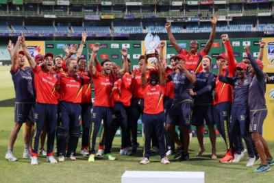 Lions beat Dolphins to clinch South African T20 Challenge