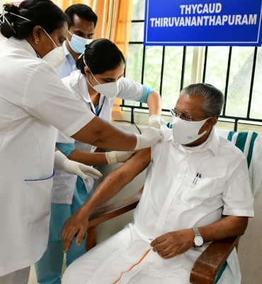 2.1 million Covid vaccines to arrive in Kerala: Pinarayi Vijayan