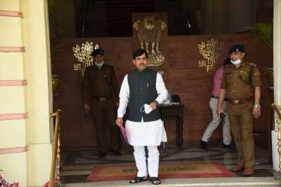 Bihar govt committed to promote industrial farming: Shahnawaz Hussain