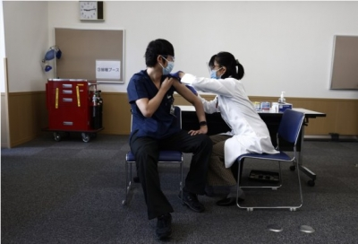 Japanese firms, varsities begin on-site Covid vaccination