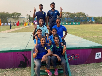 6-member archery team picked for World Cups