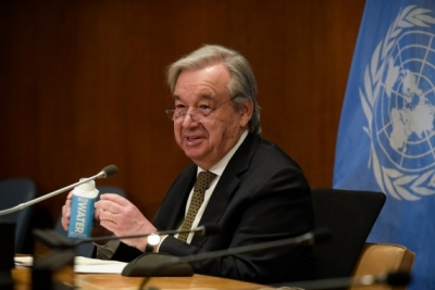 UN chief says China-US cooperation vital