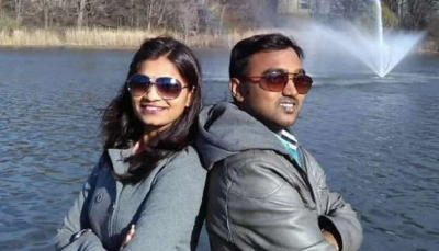 Maha man, pregnant wife found dead in New Jersey home