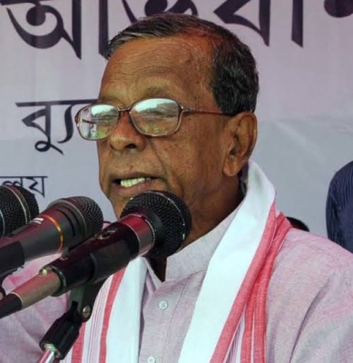 Former Assam CM Bhumidhar Barman passes away