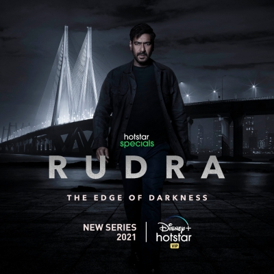 Ajay Devgn to make OTT debut with web series 'Rudra: The Edge Of Darkness'