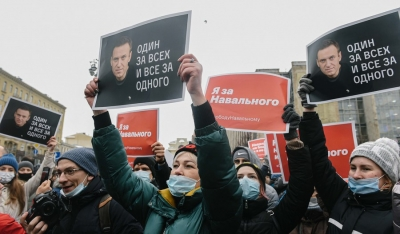 Pro-Navalny protesters to hit the streets across Russia