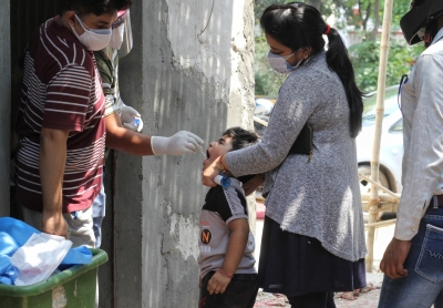 India sees dip in infections, records 3.66l cases&3,754 deaths