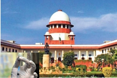 Centre to SC on vax policy: No judicial interference needed, trust wisdom of executive.