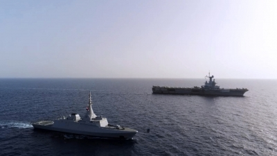 Egypt, France conduct joint naval, air drills