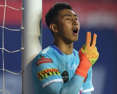 Being part of India squad worked wonders: FC Goa goalkeeper.