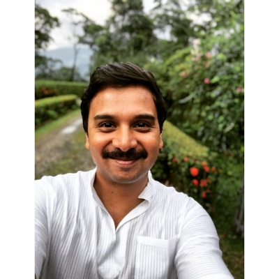 Namit Das: My father has been a strong influence on me when it comes to music