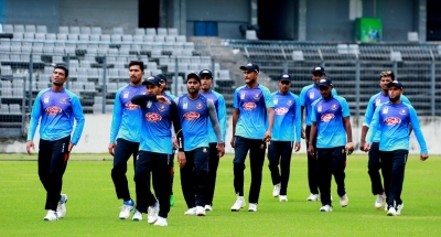 Bangladesh agrees to stage all 5 T20s vs Australia in Dhaka