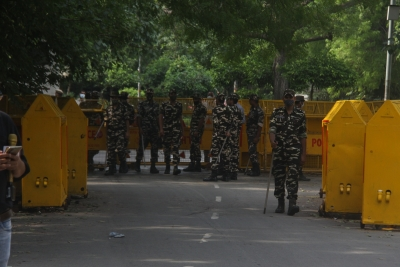 Bharat Bandh: Security beefed up in Delhi
