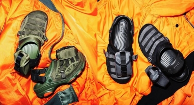 New outdoor and military inspired slipper styles.(photo:IANSlIFE)