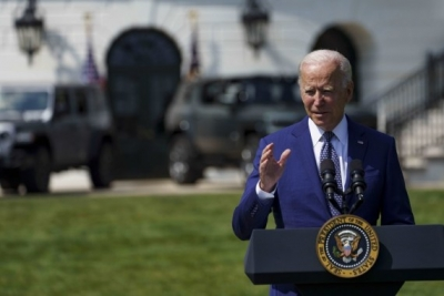 Biden plays down chances of UK-US trade pact