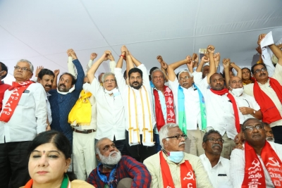 Yechury calls for people's movement to save country