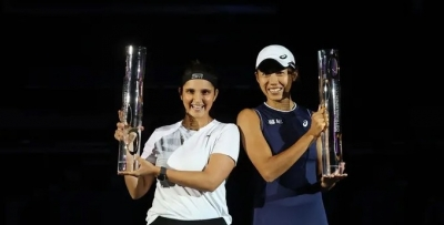 Sania wins Ostrava Open for first WTA doubles title since Jan 2020