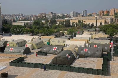 UN starts emergency plan to provide fuel to lebanon hospitals