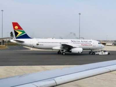 S.African Airways resume flights after over a yr