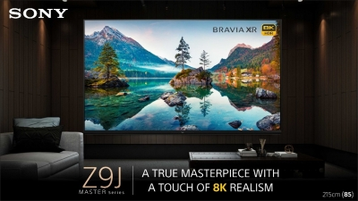 Sony launches new TV in India.